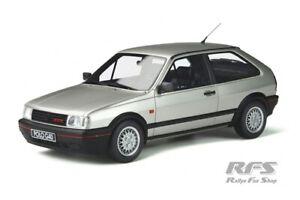 Volkswagen VW Polo II MK 2 G40 1994 silber Diamond Silver 1:18 OttO 856 NEU NEW
