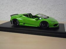 LookSmart - Lamborghini Huracan Spyder Aftermarket - Verde Mantis - LS470D -1:43