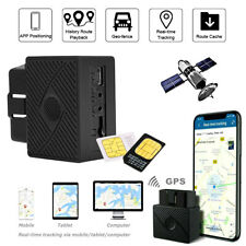 OBD 2 GPS Tracker Real Time Vehicle Tracking Locator OBDII Device for Car Truck