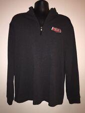 Nike Golf Men's Gray Dri-Fit 1/4 Zip Sweater Size Large