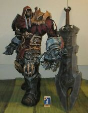 """Darksiders Horseman of Apocalypse War with Chaoseater Paper Model Kit 31"""" tall"""
