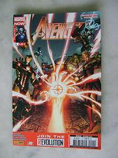 MARVEL - The Avengers 4 - octobre 2013 - panini comics