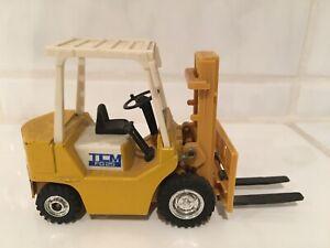 Shinsei TCM (= Unicarriers ) oldtimer truck forklift fork lift truck