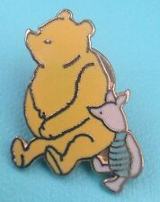 1990 Michel & Co. Classic Pooh Disney's Winnie-the-Pooh & Piglet Too Trading Pin