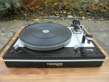 Classical Thorens TD 160 top serviced and modified