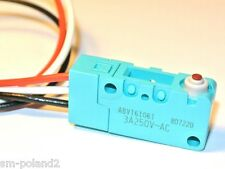 ABV161061 PANASONIC TURQUOISE SWITCH SPDT Wire leads [QTY=1pcs]