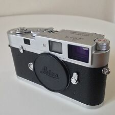 Leica M-A, mint, body only, with worldwide warranty, box and papers