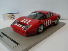 Tecnomodel TM18-36A # Ferrari 365 GT4B #111 12h. Sebring 1975 M. Minter 1:18 NEU