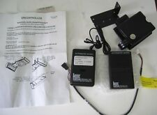 Kustom Signals Officer Audio Kit VHF Transmitter + Reciever Automatic Power on