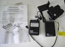 Kustom Signals Officer Audio Kit Vhf Transmitter Reciever Automatic Power On