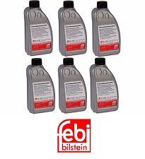 Set of 6 Bottles Transmission Fluid OEM G052162A2 Fits Audi VW For BMW Jaguar