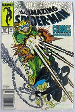 Amazing Spider-Man #298 NEWSSTAND Variant 1st McFarlane, Venom & Brock KEY ISSUE