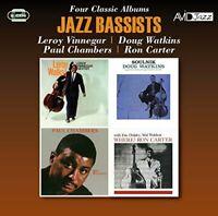 Leroy Vinnegar - Jazz Bassists - Four Classic Albums (Leroy [CD]