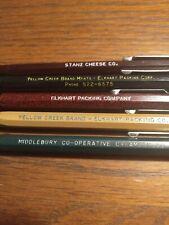 New ListingVintage Mechanical Pencils Advertising Lot