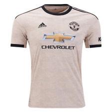 adidas Men's Manchester United 19/20 Away Jersey Linen ED7388