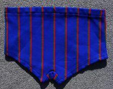 Authentique Short enfant vintage - Maillot de bain - Rilsan - Taille 12ans bleu