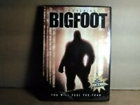 Bigfoot DVD Discovering Sasquatch Hunters Cryptozoology Bigfoot Hunting Video