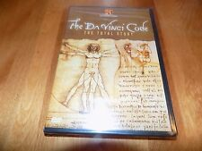 THE DA VINCI CODE The Total Story Collection 2 Disc History Channel DVD SET NEW