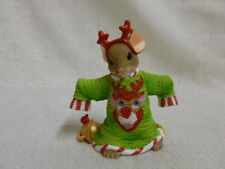 Charming Tails You're Such A Deer Dressed Up In Your Holiday Cheer 4046951 NIB