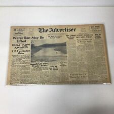 October 13, 1949 The Advertiser Adelaide Newspaper Authenticated #550