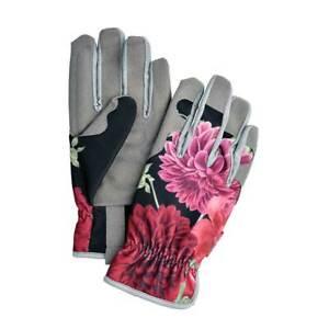 RHS British Bloom Gardening Gloves- Burgon and Ball- Garden Gifts