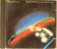 Van Morrison  Inarticulate Speech Of The Heart  11 Track CD 1983  Polydor  VGC