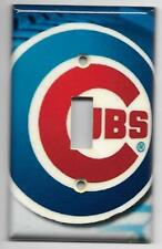 Chicago Cubs Light Switch Plate Cover MLB World Series Champions
