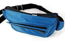 Medical Infusion Waist Bag Fanny Pack - CADD by Smith Medical - Blue