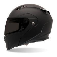 Bell Revolver EVO Modular Full Face Motorcycle Riding Helmet Matte Black Large