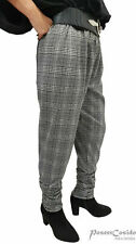 LAGENLOOK Raff-Leggins Ballon-Hose Karo L-XL-XXL-XXXL 44 46 48 50 52 54 56 58