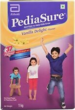 PediaSure Vanilla Delight 1 Kg / 35.2 Oz - Case - for Kids 2 years to 10 years