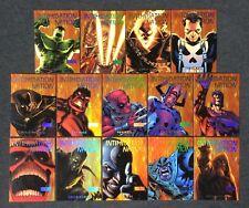 2013 Fleer Marvel Retro Intimidation Nation Insert Comic Card Singles You Choose