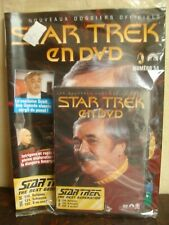 DVD - STAR TREK + livret - BLISTER - N° 54 - Ep. 130/131/132 The Next Generation