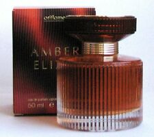 ORIFLAME Amber Elixir Eau de Parfum Natural Spray 50ml - 1.6 fl.oz.