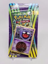 Pokemon Trading Card Game XY-Fates Collide Booster Promo Coin Pack New Gastly