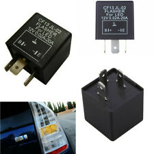 1PC CF13 JL-02 3 Pin Electronic LED Flasher Relay for Fix Turn Signal Lights