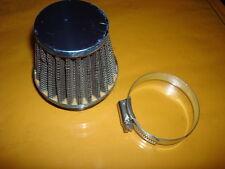 NOS Honda 79-82 CB750 CB900 & triumph  Air Filter Cleaner 54mm