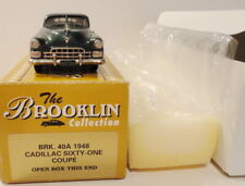 Brooklin 1/43 Scale Model Car BRK40 001A - 1948 Cadillac Dynamic Fast Back Coupe