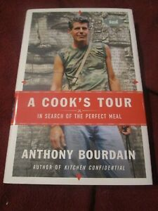 A Cook's Tour by Anthony Bourdain (2001, HC) SIGNED (inscribed) first print
