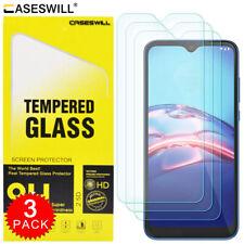 For Motorola Moto E (2020) Premium HD-Clear Tempered Glass Film Screen Protector