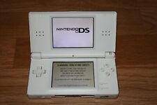 Nintendo DS Lite White System Handheld Console Used