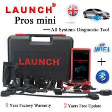 LAUNCH X431 PROS Mini OBD2 Scanner WiFi BT Car Diagnostic Reset Code Tablet V V+