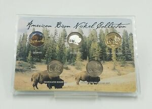 American Bison Nickel Collection | Colorized, Holo, 24k Gold Plated, UNC