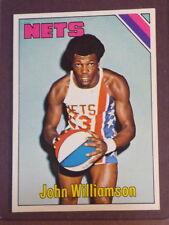 1975 Topps John Williamson #251 Nets NM/MT