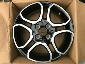 """MERCEDES SMART FORTWO FORFOUR 15"""" REAR ALLOY WHEEL A4534018600 403008630R W453"""