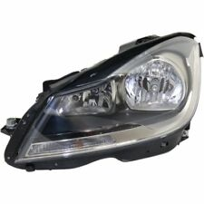 New Driver Side New Driver Side CAPA Headlight For Mercedes-Benz C350 2012-2015