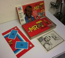 Mr T Card Game Vintage