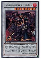 BROTHERHOOD OF THE FIRE FIST - KIRIN (JOTL-EN042) - Yu-Gi-Oh! JOTL Rare 1st Ed