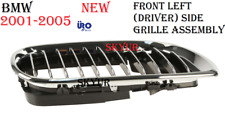 Left Side Front Drivers Side Grill Assembly 01-05 BMW E46 325xi 325i 330i URO