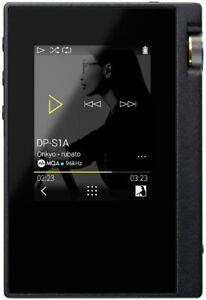ONKYO Digital Audio Player Rubato High Resolution Compatible Black DPS1AB